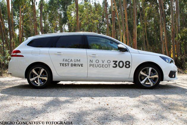 IMG 7197 630x420 Novo Peugeot 308 SW – Muito mais que uma mera atualização