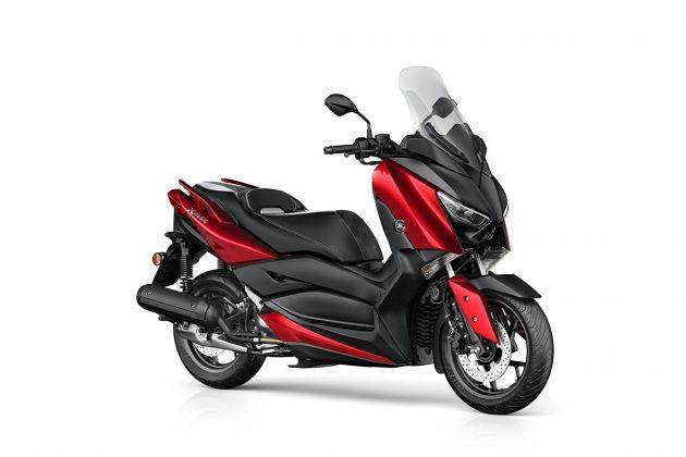 xmax 125 001 630x420 Yamaha X MAX 125 – Atualização esperada