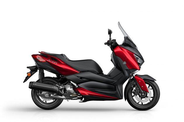 xmax 125 002 630x420 Yamaha X MAX 125 – Atualização esperada