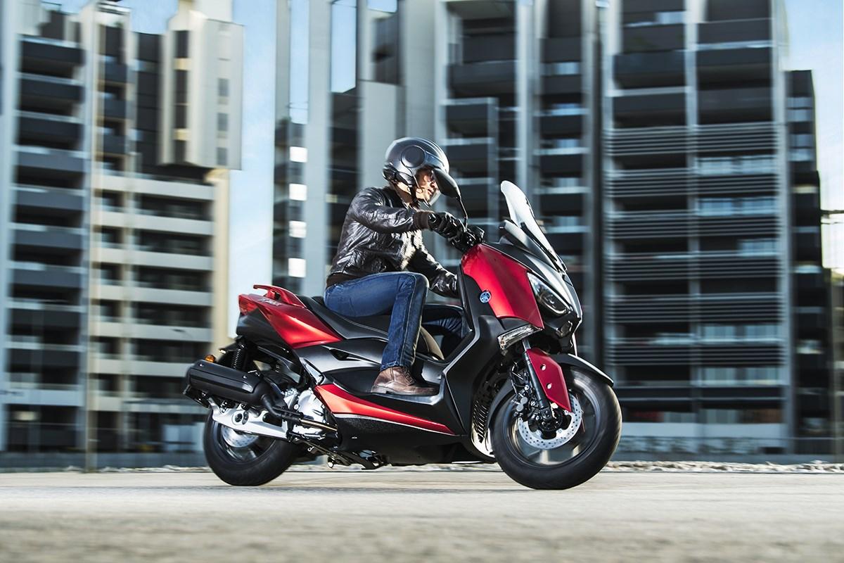 xmax 125 004 Yamaha X MAX 125 – Atualização esperada