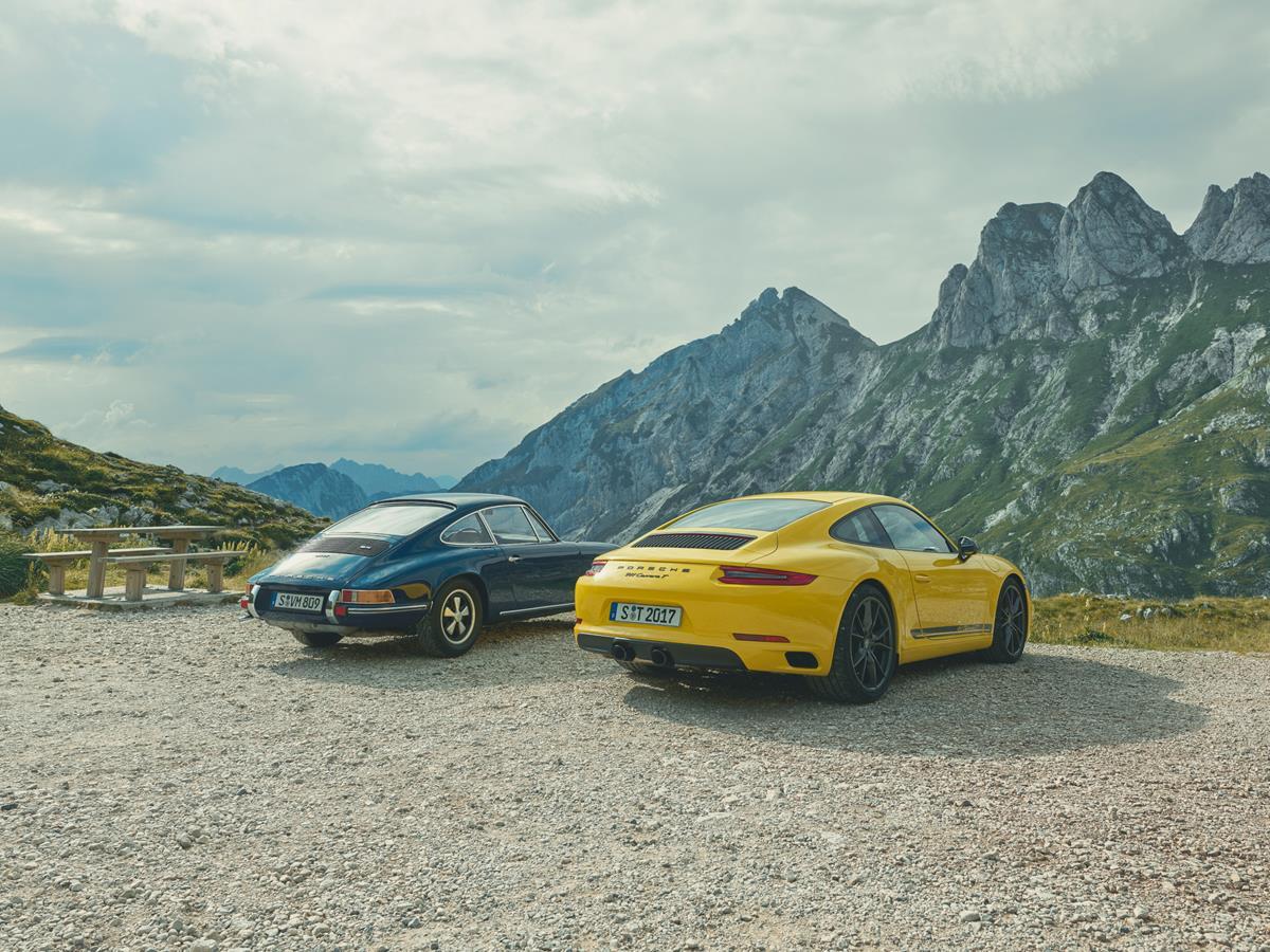 22553285 1974076362810677 9093184271403113187 o Porsche 911 Carrera T – O mais leve da atualidade