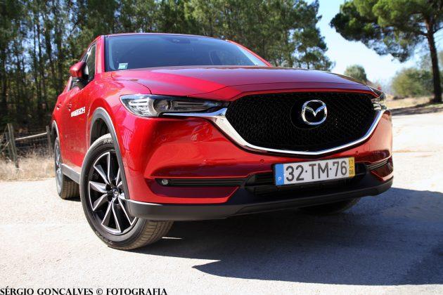 IMG 7256 630x420 Mazda CX 5 2.2 Skyactiv D 150 Excellence   Dinâmica de referência