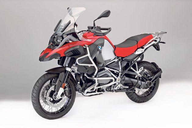 bmw r1200gs adventure 12 630x420 BMW R1200GS Adventure – Alterações para o modelo de 2018