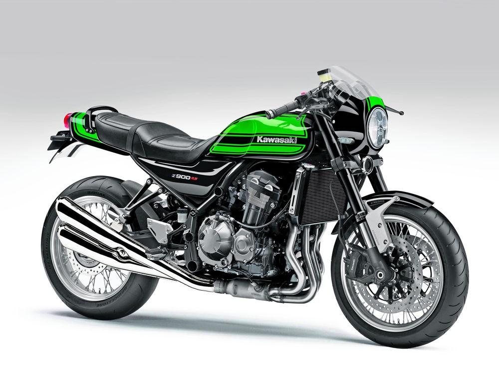 z900rs 2 Kawasaki Z900RS – Dose dupla de carisma retro