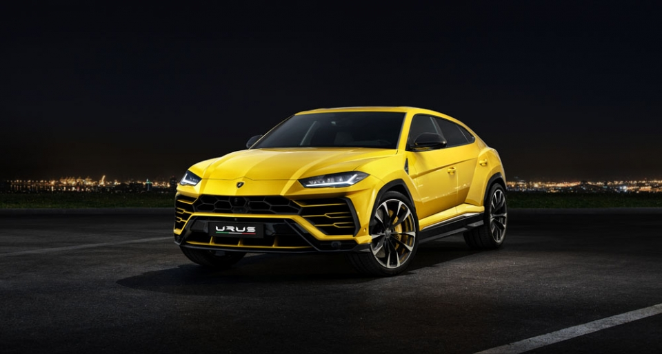 493260 960x600 Lamborghini Urus – Quase tão impressionante como o lendário LM002?