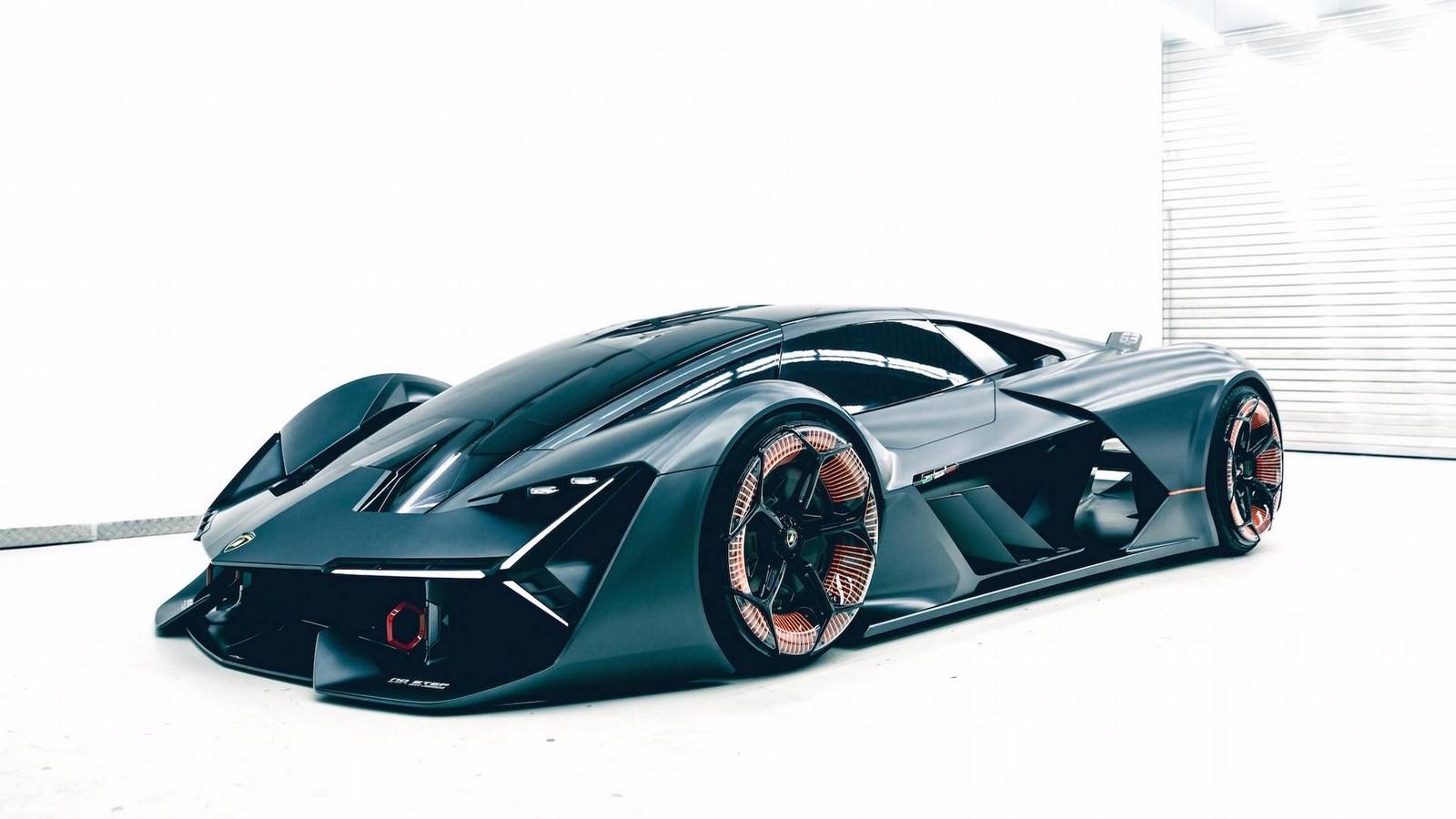Lamborghini Terzo Millennio concept Lamborghini Terzo Millennio