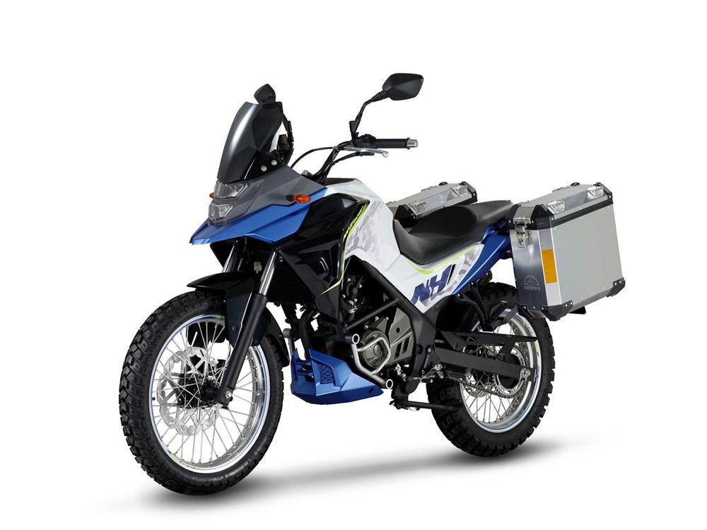 sym trazer 200 01 1 A SYM lança dois modelos novos – Trazer 200 e Wolf 300