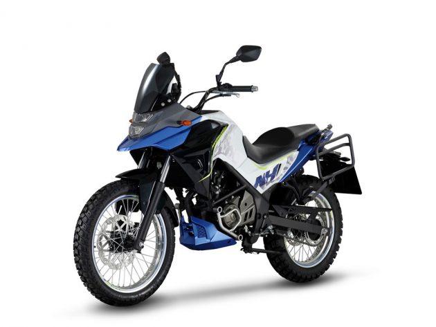 sym trazer 200 04 630x473 A SYM lança dois modelos novos – Trazer 200 e Wolf 300
