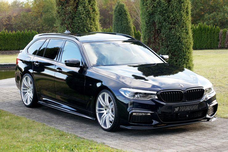 Hamann BMW 5er G30 31 fotoshowBig e0beda4f 1144703 BMW Série 5 preparado pela Hamann