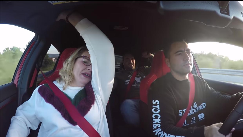 1 Yuri Francês – Promove sofrimento a bordo do Civic Type R