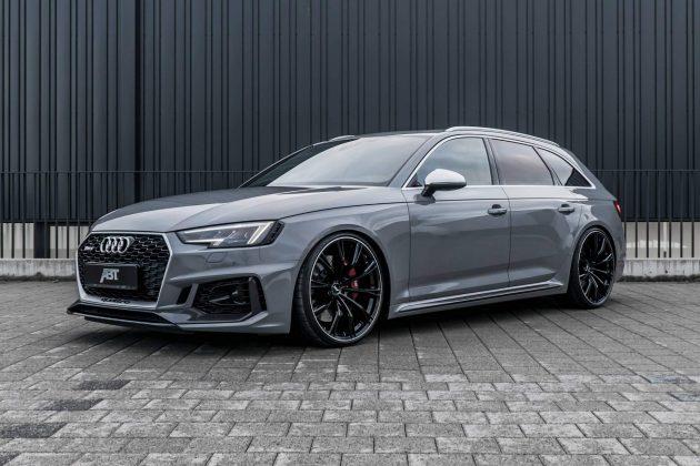 Audi RS4 R – Pacote ABT promete mais emoção e exclusividade