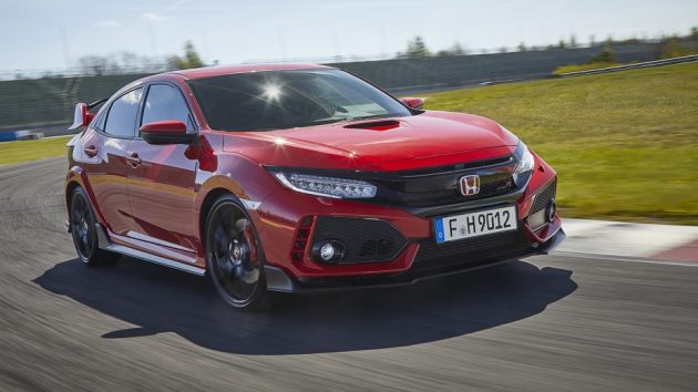 teste novo honda civic type r 20183 925x520 acf cropped 630x354 Yuri Francês – Promove sofrimento a bordo do Civic Type R