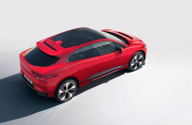 z jaguar i pace rear 630x409 I PACE – O Jaguar silencioso