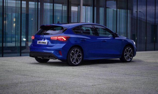 2018 ford focus1 630x378 Novo Ford Focus apresentado em Portugal