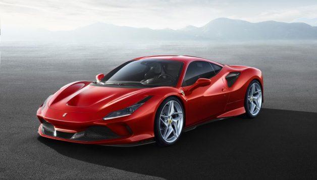 ferrari f8 tributo 1 628x356 Ferrari F8 Tributo   O sucessor do 488 GTB
