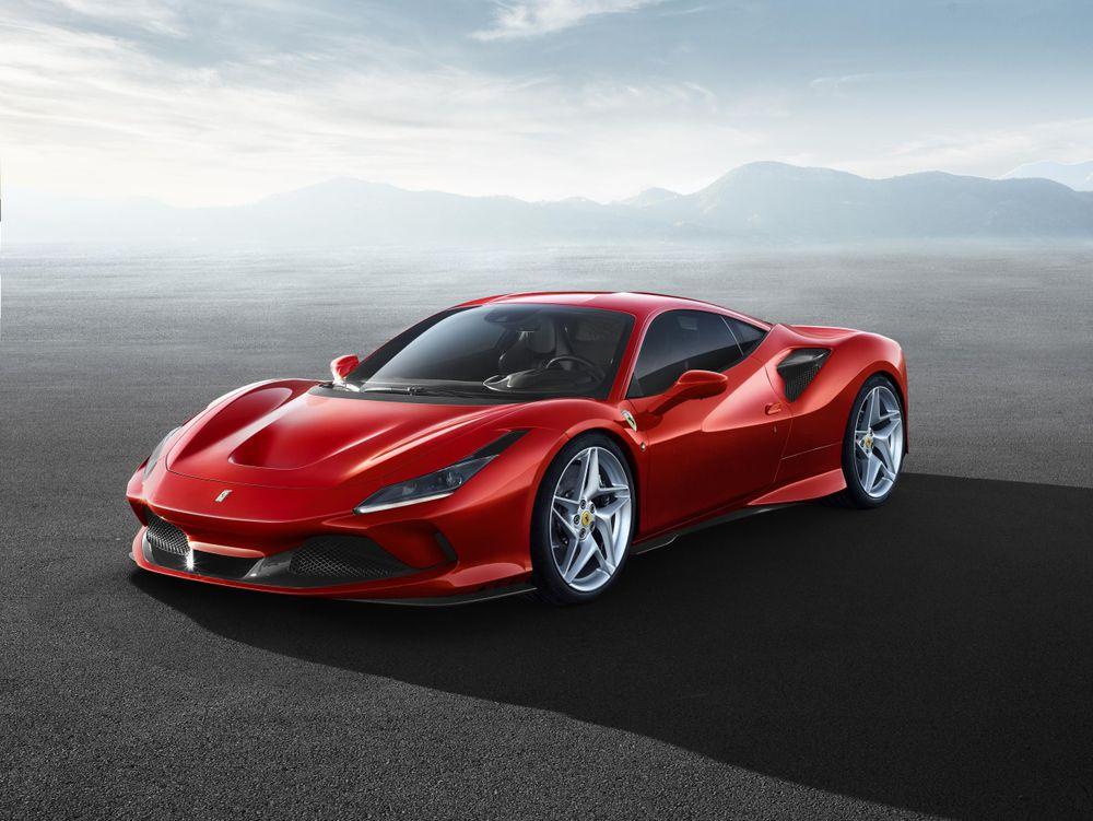 ferrari f8 tributo 1 Ferrari F8 Tributo   O sucessor do 488 GTB