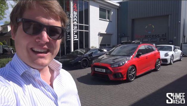 Untitled 1 copy 5 628x356 Shmee mostra como é fácil nos dias de hoje roubar um automóvel