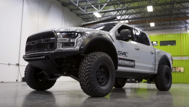 Untitled 1 copy copy 628x356 Ken Block a testar a sua nova Ford Raptor