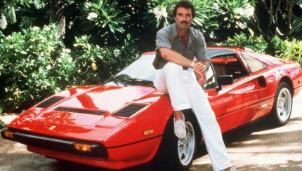 magnum pi ferrarijpg 430x244 Os cinco automóveis mais memoráveis das séries de TV