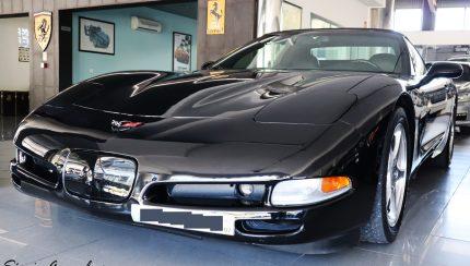 IMG 7360 copy 430x244 Chevrolet Corvette C5 Cabrio – Um ícone americano com motor V8 e caixa manual
