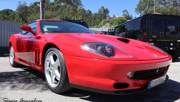 IMG 7388 copy 628x356 Ferrari F550 Maranello – Um modelo cada vez mais valorizado