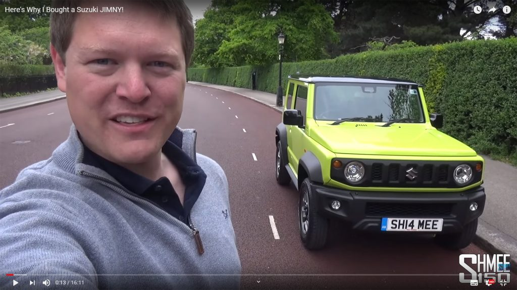 Untitled 1 copy 2 1024x576 Suzuki Jimny – A nova aquisição do famoso youtuber!