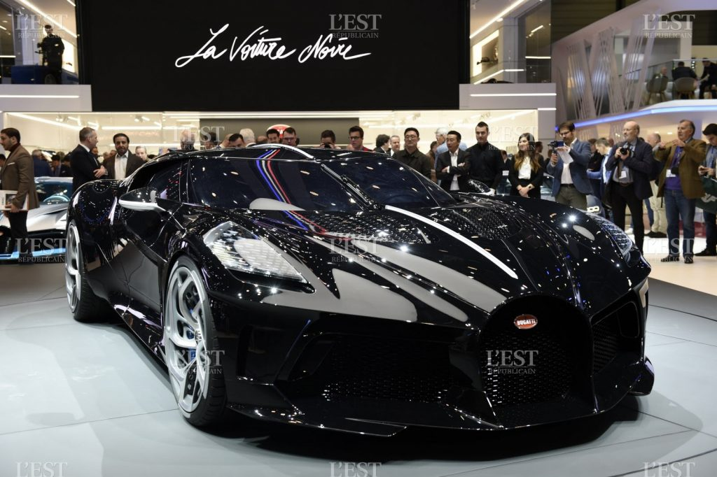 quot la voiture noire quot de bugatti photo alexandre marchi 1551807822 1024x682 Cristiano Ronaldo comprou o automóvel mais caro do mundo