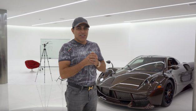 m 628x356 Pagani Huayra Hermes de 5 Milhões de dólares pelas mãos de Manny Khoshbin