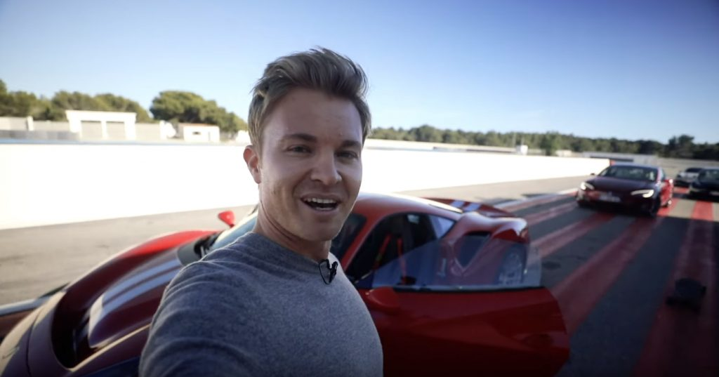 nico 1024x537 Nico Rosberg a fundo num Ferrari 488 Pista
