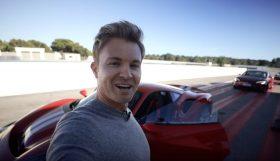 nico 280x161 Nico Rosberg a fundo num Ferrari 488 Pista