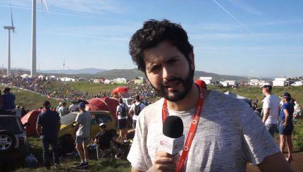 ra 430x244 O outro lado do Rali de Portugal pela mão do humorista Ricardo Cardoso