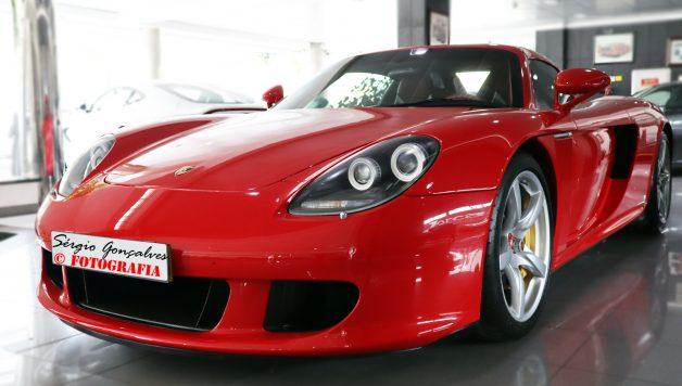 IMG 8041 copy 628x356 Um incrível Porsche Carrera GT à venda em Portugal