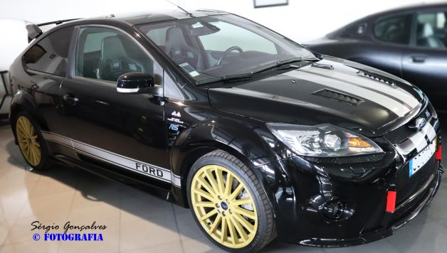 IMG 8068 628x356 Ford Focus RS Le Mans – Versão rara, 1 de 5 em todo o mundo