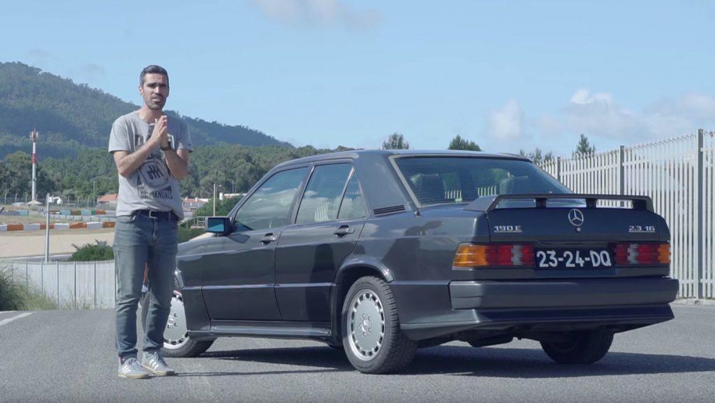 merc 1024x578 CarOnlineTV – Ensaio ao Mercedes 190E 2.3 16V