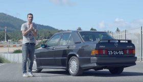 merc 280x161 CarOnlineTV – Ensaio ao Mercedes 190E 2.3 16V