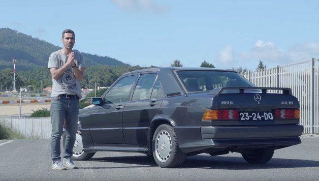 merc 628x356 CarOnlineTV – Ensaio ao Mercedes 190E 2.3 16V