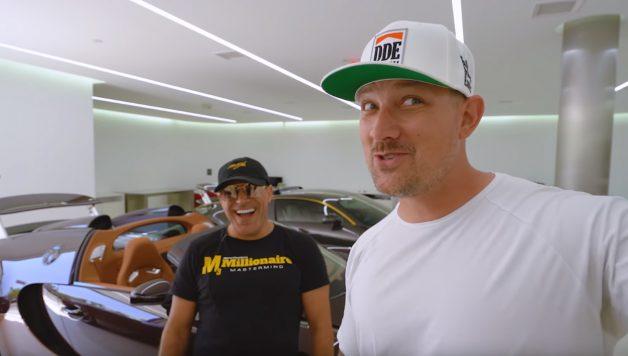 dde1 628x356 Daily Driven Exotics e Manny Khoshbin no mesmo vlog