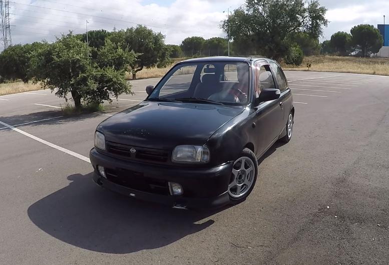 yuri123 Projecto Micra Turbo com orçamento de apenas 1000€