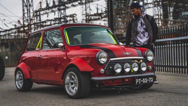 Austin Mini VTEC   Preparação TOP de um português em votação online