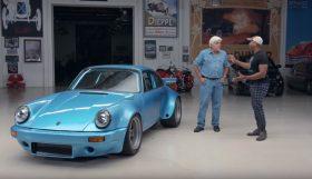 Untitled 2 copy 1 280x161 Jay Leno´s Garage e um Porsche bi turbo com 850 cavalos de potência