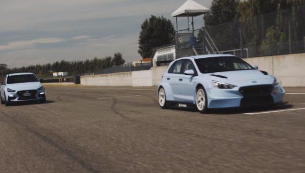 Untitled 3 copy 628x356 A diferença em pista entre um Hyundai i30 N TCR e um i30 N Performance