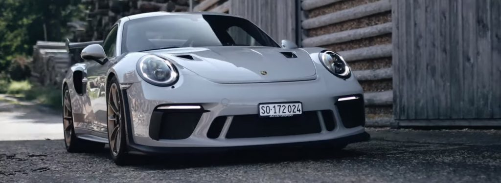 edgdsfgdfg 1024x375 Cars with Luke ao volante do Porsche 991.2 GT3 RS