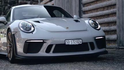 edgdsfgdfg 430x244 Cars with Luke ao volante do Porsche 991.2 GT3 RS