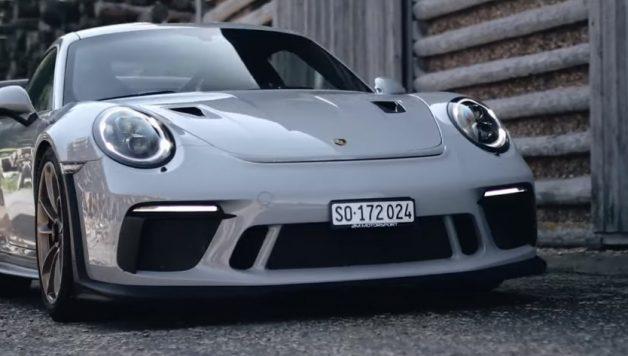 edgdsfgdfg 628x356 Cars with Luke ao volante do Porsche 991.2 GT3 RS