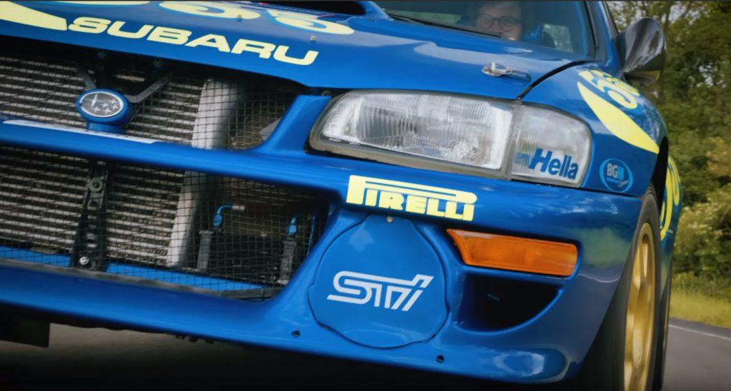 scoobie 1024x548 Subaru WRC de Colin McRae nas mãos de Henry Catchpole