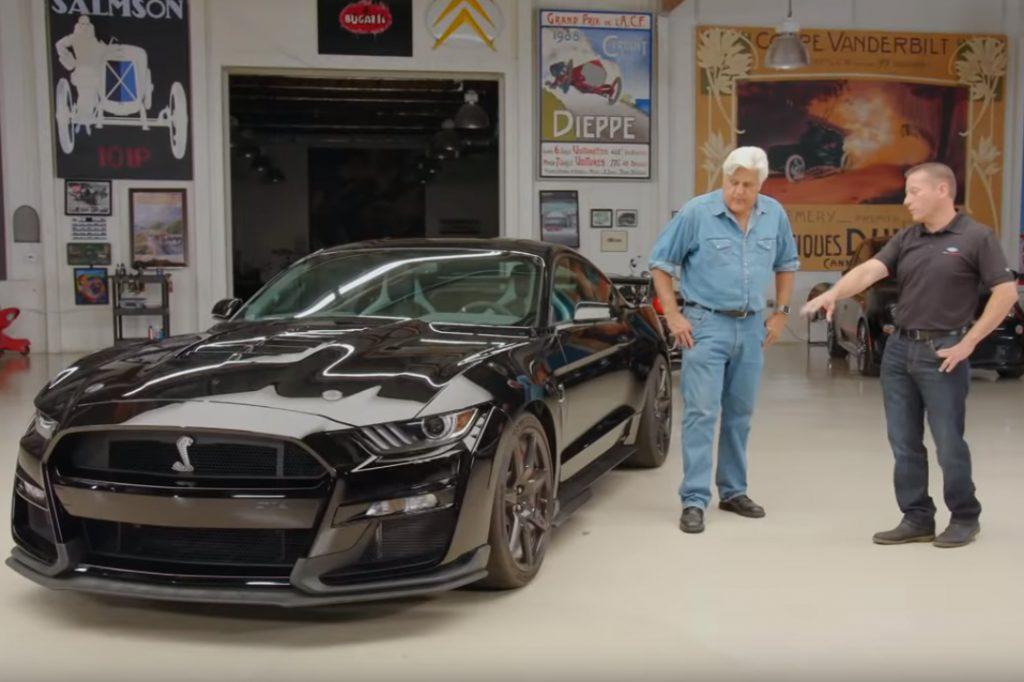 Untitled 1 copy 1 1024x682 Jay Leno apresenta o novo Ford Mustang Shelby GT500