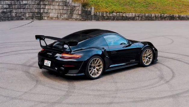 dasdas 628x356 Cars with Luke apresenta o Porsche GT2 RS num cenário fabuloso