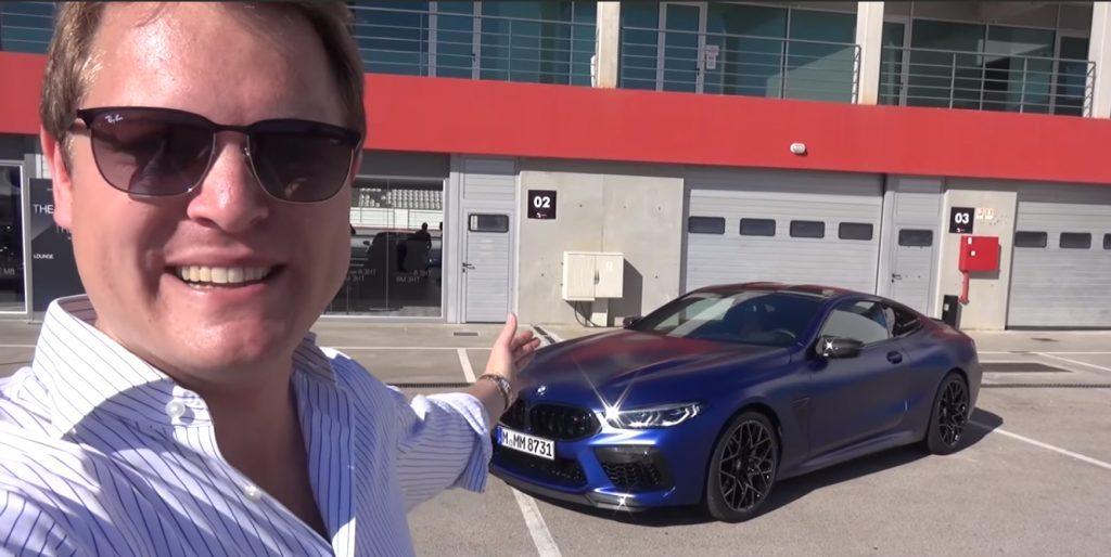 m8 1024x514 Shmee150 em Portimão com o novo BMW M8