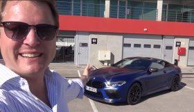 m8 280x161 Shmee150 em Portimão com o novo BMW M8