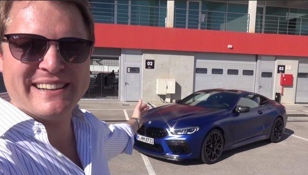 m8 628x356 Shmee150 em Portimão com o novo BMW M8